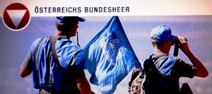 UN Flagge